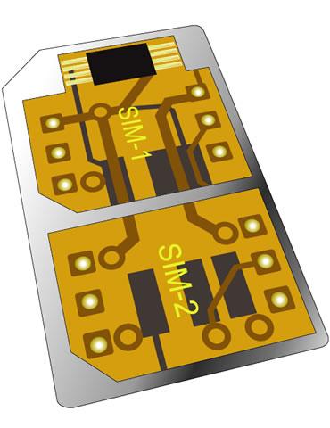 Alle videos ansehen simore dual sim karte adapter silver type 1