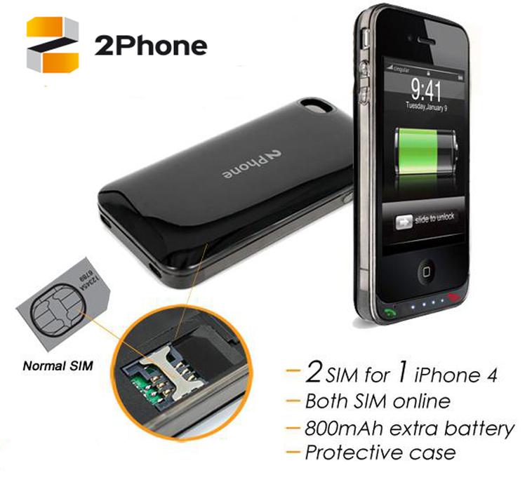 Iphone  Dual Sim Both Active