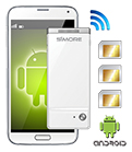 G2 BlueBox - Triple SIM Standby Adapter bluetooth for Android